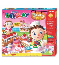 Amos iClay Bakery Kit