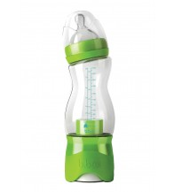 B.box The Essential Baby Bottle & Formula Dispenser - Lime