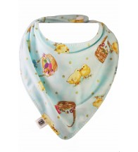 Bibska Dribble Bib - Easter Chick