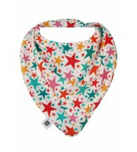 Bibska Dribble Bib - Bright Stars