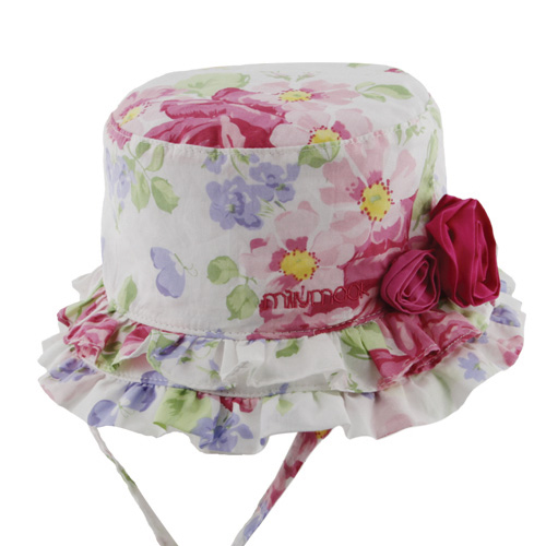 Millymook Baby Girls Bucket Hat - Lola Floral df7204d85a59