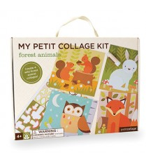 Petit Collage My Petit Collages Craft Kit - Forest Animals