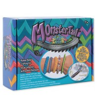 Rainbow Loom Monster Tail (All New Travel Loom)