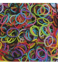 Rainbow Loom Bands Refill - Mixed (Opaque)