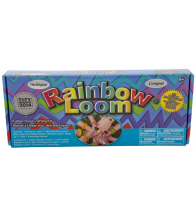 Rainbow Loom Original Rubber Band Bracelet Kit