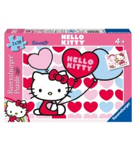 Ravensburger Hello Kitty's World Puzzle 2x20pc
