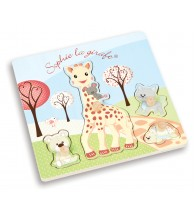 Janod Sophie the Giraffe Wooden Puzzle